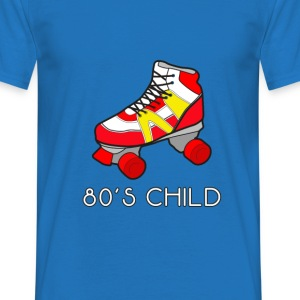 Get your skates on!  - Men's T-Shirt