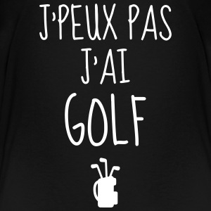 Golf - Sport - Golfer - Club - Green - Game - Play Shirts - Teenager Premium T-shirt