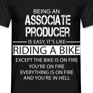 Associate Producer T-Shirts - Men's T-Shirt