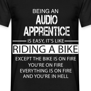 Audio Apprentice T-Shirts - Men's T-Shirt