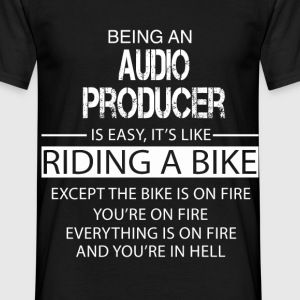 Audio Producer T-Shirts - Men's T-Shirt