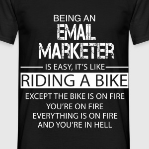 Email Marketer T-Shirts - Men's T-Shirt