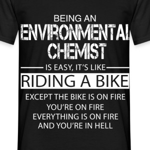 Environmental Chemist T-Shirts - Men's T-Shirt