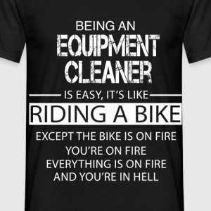 Equipment Cleaner T-Shirts - Men's T-Shirt