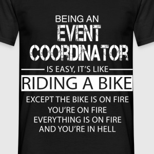 Event Coordinator T-Shirts - Men's T-Shirt