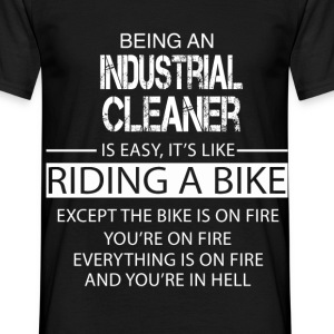 Industrial Cleaner T-Shirts - Men's T-Shirt