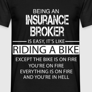 Insurance Broker T-Shirts - Men's T-Shirt