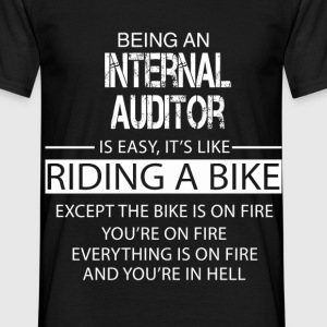 Internal Auditor T-Shirts - Men's T-Shirt