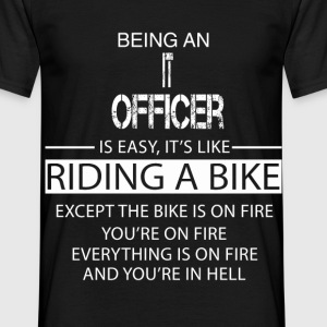 IT Officer T-Shirts - Men's T-Shirt