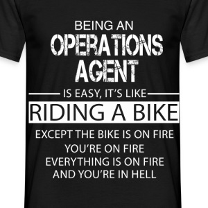 Operations Agent T-Shirts - Men's T-Shirt