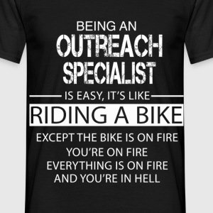 Outreach Specialist T-Shirts - Men's T-Shirt