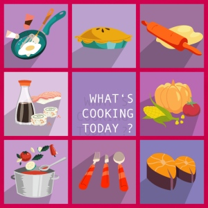 whats_cooking_today07201603 T-Shirts - Frauen T-Shirt