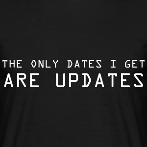 Updates SHIRT MAN - Männer T-Shirt