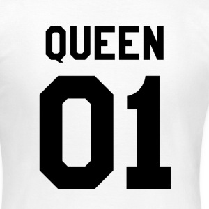 QUEEN 01 LIMITED EDITION - Vrouwen T-shirt