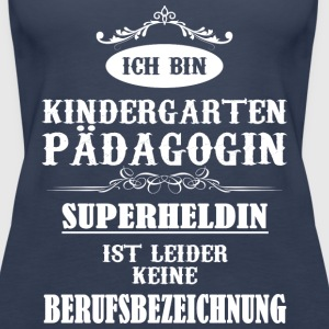 Superheldin Tops - Frauen Premium Tank Top