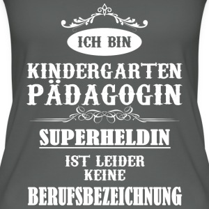 Superheldin Tops - Frauen Bio Tank Top