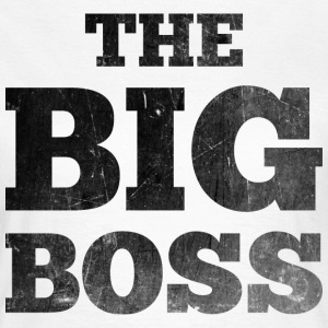 The Big Boss T-Shirts - Women's T-Shirt