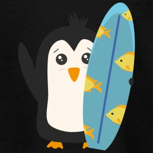 Surfplank Penguin Shirts - Teenager T-shirt