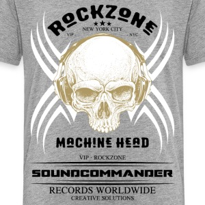 ROCKZONE - 716 - 1GW T-Shirts - Teenager Premium T-Shirt