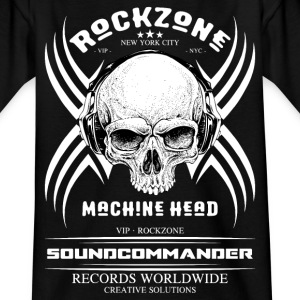 ROCKZONE - 716 - 1SW T-Shirts - Teenager T-Shirt