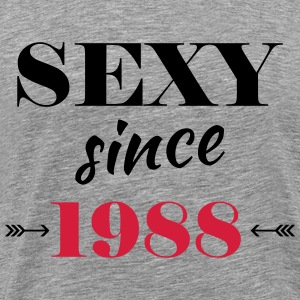 Sexy since 1988 Tee shirts - T-shirt Premium Homme