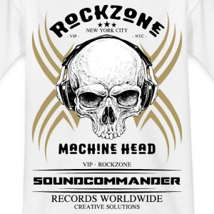 ROCKZONE - 716 - 1SG T-Shirts - Teenager T-Shirt