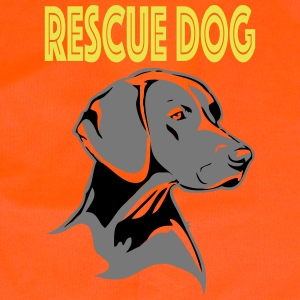 Rescue Dog - Warnweste