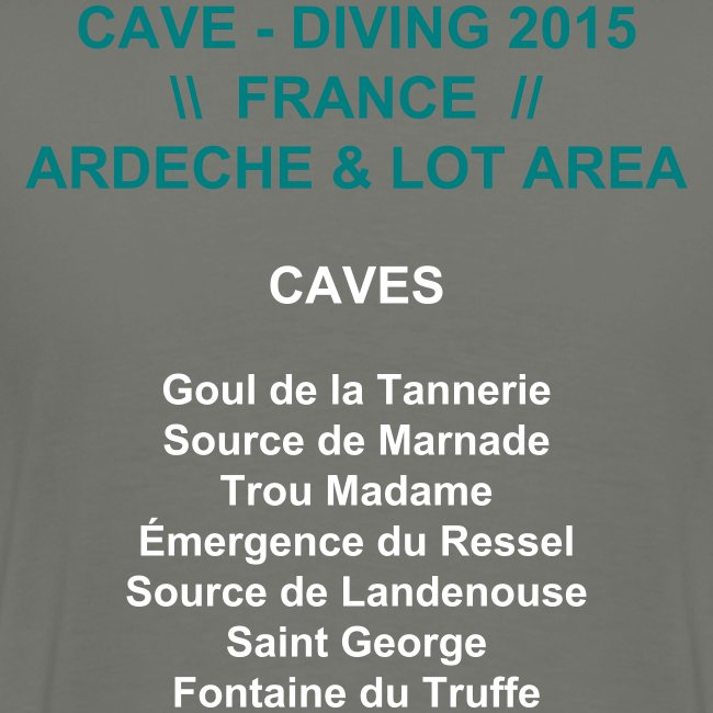 Ardeche & Lot Area // MH-Edition