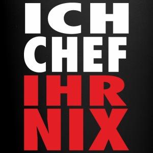 suchbegriff chef tassen zubeh r spreadshirt. Black Bedroom Furniture Sets. Home Design Ideas