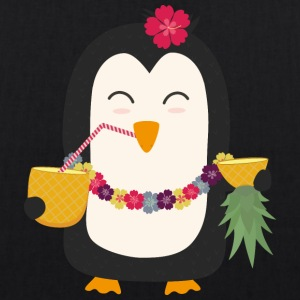 Hawaii Pinguin Bags & Backpacks - EarthPositive Tote Bag