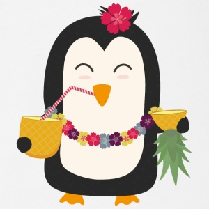 Hawaii Pinguin Babybody - Økologisk kortermet baby-body