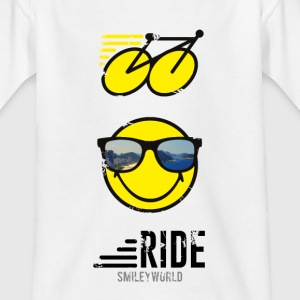 SmileyWorld RIDE Bike - Teenager-T-shirt