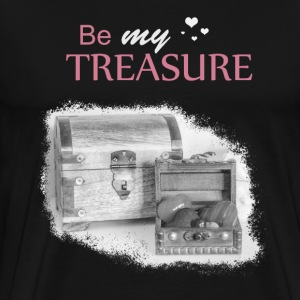 Be my treasure - Männer Premium T-Shirt