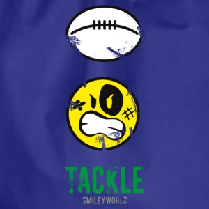 SmileyWorld TACKLE Rugby - Sacca sportiva