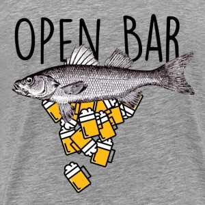 T-shirt Open bar - T-shirt Premium Homme