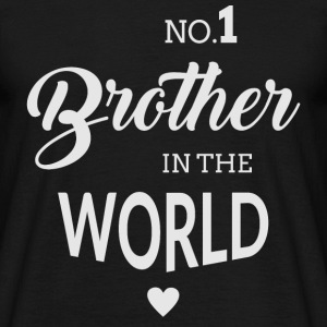 No1 Brother Grau T-Shirts - Männer T-Shirt