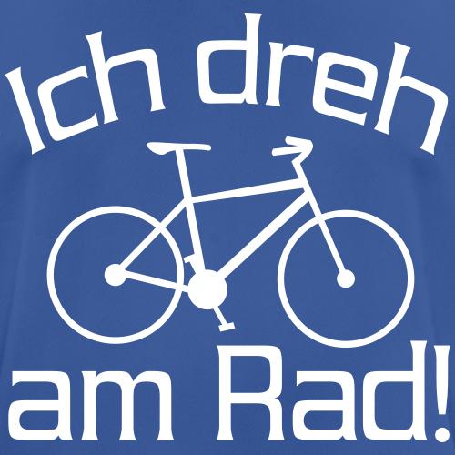 Dreh am Rad Fahrrad Radfahren Spruch