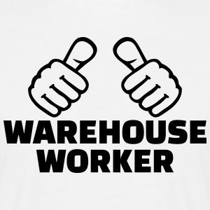 Warehouse worker T-Shirts - Männer T-Shirt