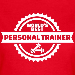 Personal Trainer T-Shirts - Frauen T-Shirt