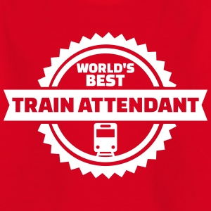 Train attendant T-Shirts - Kinder T-Shirt