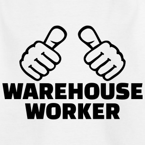 Warehouse worker T-Shirts - Kinder T-Shirt