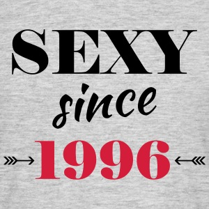 Sexy since 1996 Tee shirts - T-shirt Homme