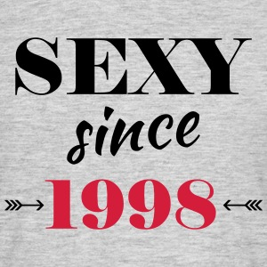 Sexy since 1998 Tee shirts - T-shirt Homme