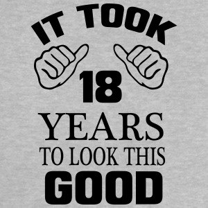 I GOT TO SEE 18 YEARS USED, SO GOOD! Baby Shirts  - Baby T-Shirt