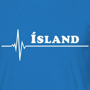 Island Tee shirts - T-shirt Homme