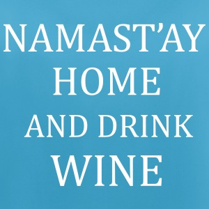 Namast'ay home drink wine Sports wear - Women's Breathable Tank Top