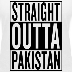 Pakistan T-Shirts - Women's V-Neck T-Shirt