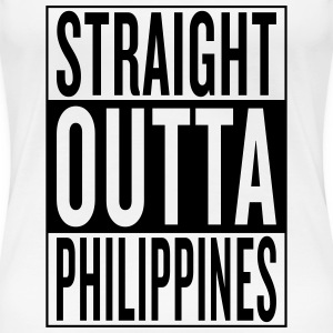 Philippines T-Shirts - Frauen Premium T-Shirt