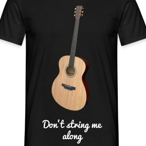 Guitar T-Shirts - Men's T-Shirt