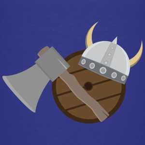 Viking weapons Shirts - Kids' Premium T-Shirt